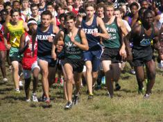 Reavis Cross Country Picture